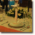 Wedding Ceremony at El Fuente by Avengoza Catering