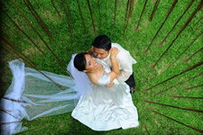 Wedding Photography By B. A. Studio