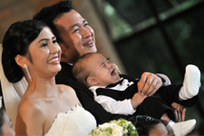 Wedding Photo by Chito Vecina Photography