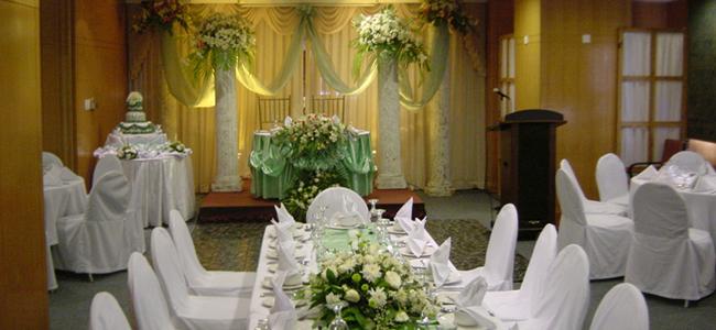 Wedding Set-up by City Garden Hotel Makati