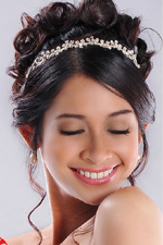 Bridal Hair and Makeup  by HG Studio
