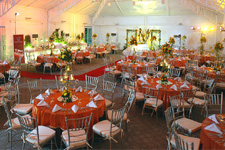 Wedding Set-up by Juan Carlo The Caterer