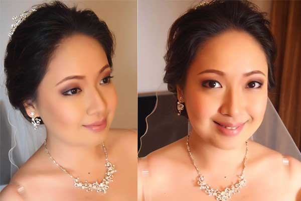 Why Hire A Wedding Makeup Artist : Why Hiring a Pro Makeup Artist Like Lindsay Lin is a Must ...
