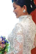 Wedding Gown by Merlene Marcelo