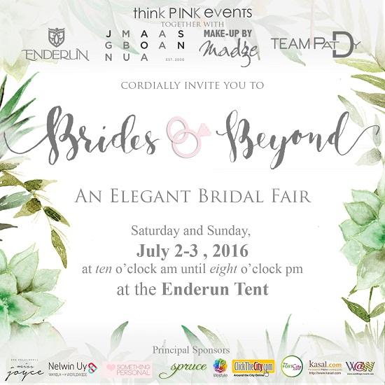 Brides & Beyond – An Elegant Bridal Fair