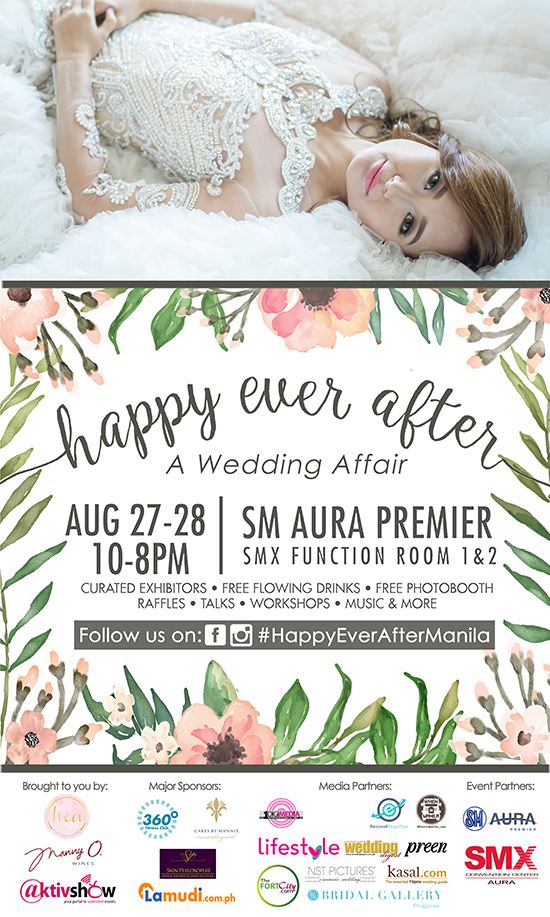 Happy Ever After Wedding Fair 2016