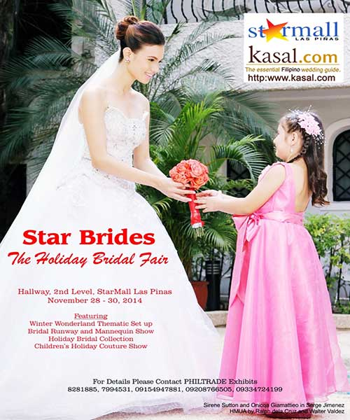 Star Brides: The Holiday Bridal Fair