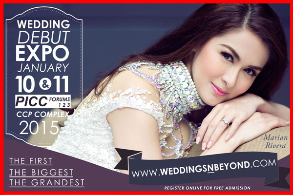 Wedding and Debut 2015 Expo
