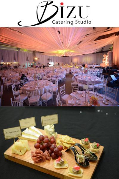Bizu Catering Studio| Metro Manila Wedding Catering | Metro Manila Wedding Caterers | Kasal.com - The Philippine Wedding Planning Guide