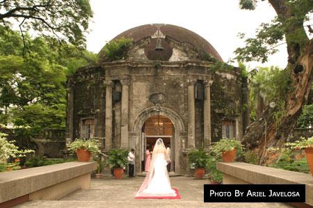 St. Pancratius Chapel (Paco Park Chapel)| Metro Manila Wedding Catholic Churches | Kasal.com - The Philippine Wedding Planning Guide