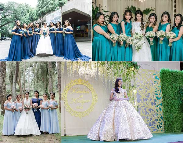 Krishaels Events & Concepts| Davao del Sur Wedding Gowns | Davao del Sur Bridal Gowns | Davao del Sur Wedding Designers, Couturiers | Kasal.com - The Philippine Wedding Planning Guide