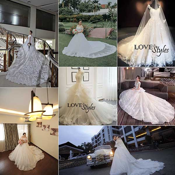 Love & Styles| Davao del Sur Wedding Gowns | Davao del Sur Bridal Gowns | Davao del Sur Wedding Designers, Couturiers | Kasal.com - The Philippine Wedding Planning Guide
