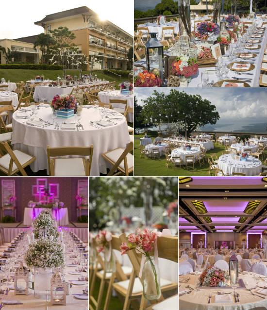 Wedding Theme Ideas Philippines: Cavite Garden Wedding