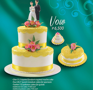Fondant Cake Prices List
