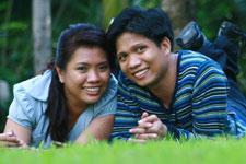 Ian and Tani