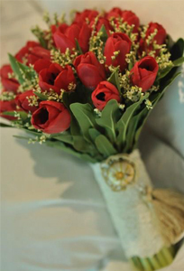 Bridal Bouquet by Go 4 Flowers