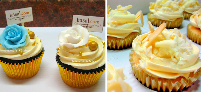 Cupcake Favors by Joanne's Kitchen