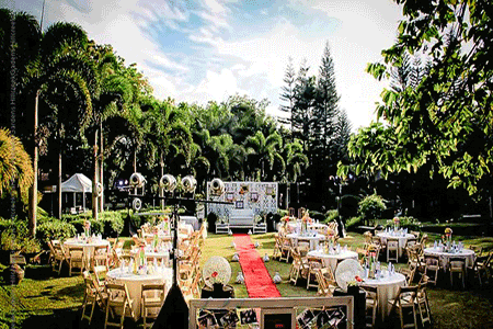 Garden Wedding at Hillcreek Gardens Tagaytay
