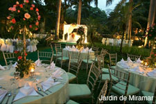 Jardin de Miramar's Wedding Venues