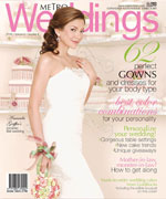Metro Weddings Magazine
