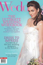 Metro Weddings Workbook