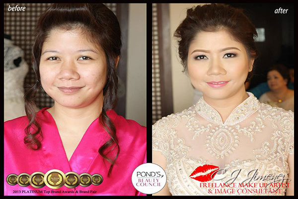 Makeup by CJ Jimenez