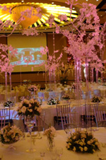 Wedding Set-up  by Henry Pascual