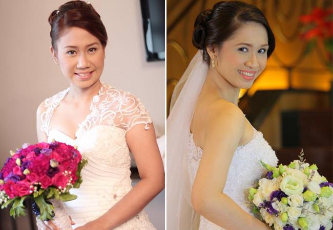 Real Brides Hair and Makeup By Keonsalon Make Up Studio