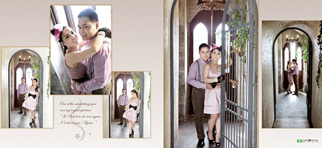 Prenup Photo by Studio Namu