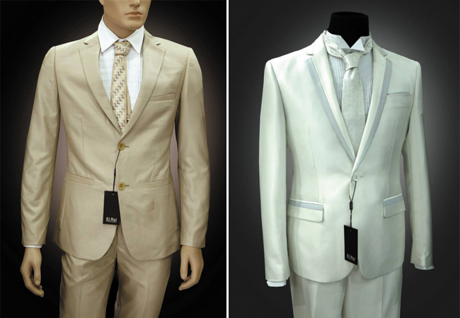 El Roi: Men's Wear by Ysabelle's Bridals