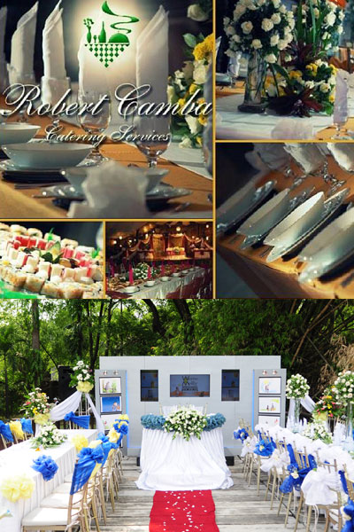 Robert Camba Catering Services  Metro Manila Wedding Catering   Metro Manila Wedding Caterers   Kasal.com - The Philippine Wedding Planning Guide