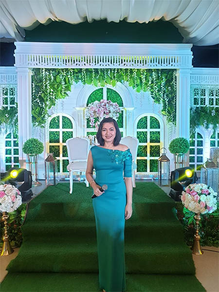 Gabee Radio and Events Host| Davao del Sur Wedding Hosts | Kasal.com - The Philippine Wedding Planning Guide