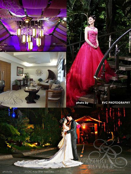 Gazebo Royale| Metro Manila Garden Wedding | Metro Manila Garden Wedding Reception Venues | Kasal.com - The Philippine Wedding Planning Guide