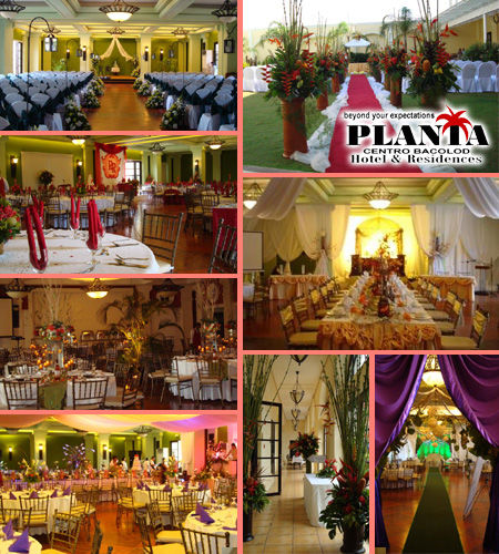Planta Centro Bacolod Hotel and Residences| Negros Occidental Hotel Wedding | Negros Occidental Hotel Wedding Reception Venues | Kasal.com - The Philippine Wedding Planning Guide