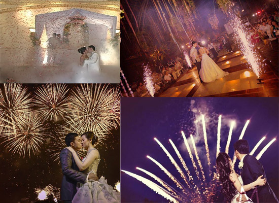 Dragon Fireworks Incorporated  Metro Manila Wedding Special Effects (Firecrackers, Balloons, Butterfly Release)   Kasal.com - The Philippine Wedding Planning Guide