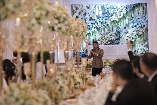 Ray Maliwat Events Host  Pampanga Wedding Hosts   Kasal.com - The Philippine Wedding Planning Guide
