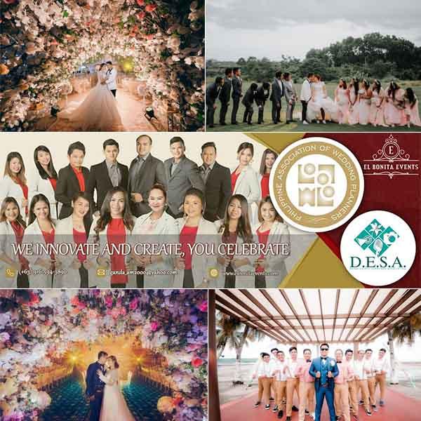 El Bonita Events| Davao del Sur Wedding Planning | Davao del Sur Wedding Planners | Kasal.com - The Philippine Wedding Planning Guide