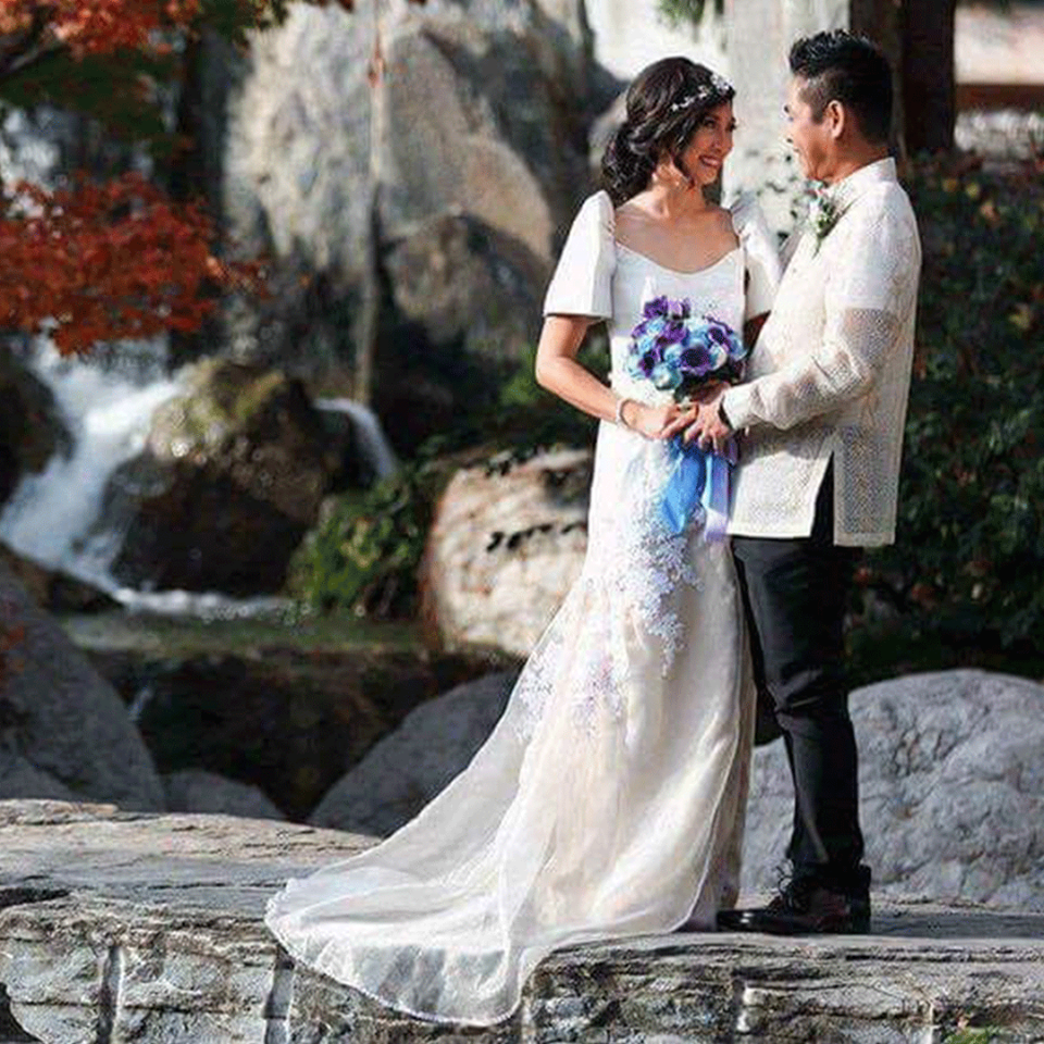 Wedding Gowns: Filipiniana