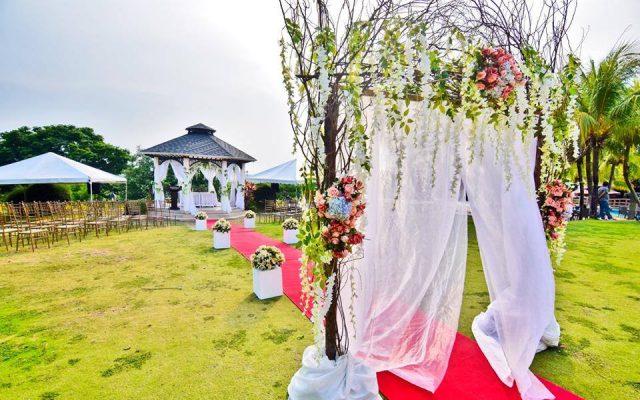 Antipolo Garden Wedding at Thunderbird Resort