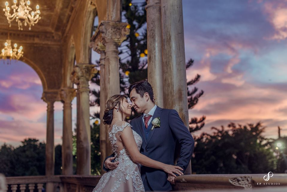 Wedding at The Ruins in Negros, captured by EP Studios