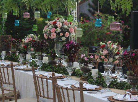 rustic wedding at hillcreek gardens tagaytay