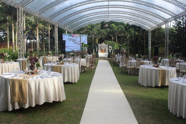 rustic wedding at hillcreek gardens tagaytay