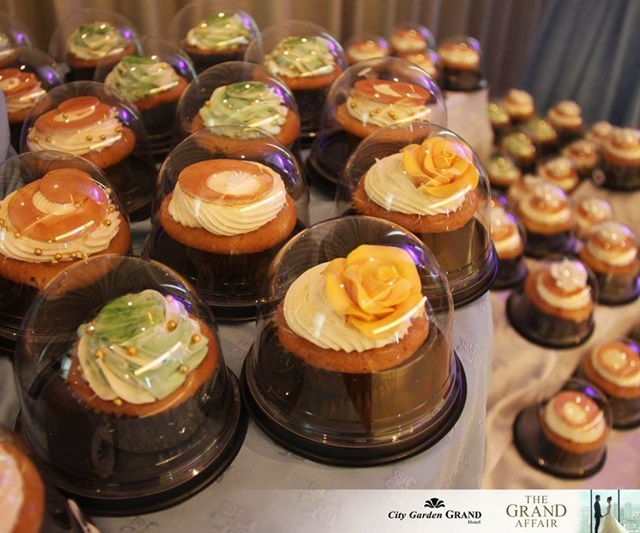 city garden grand hotel the grand affair cupcakes