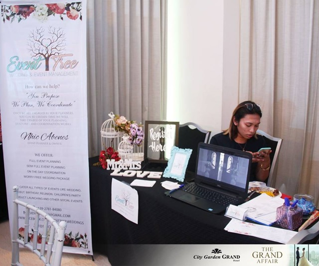 city garden grand hotel the grand affair wedding exhibit