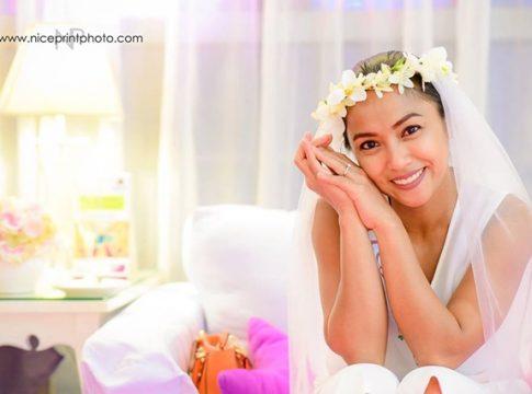 rochelle pangilinan bridal shower