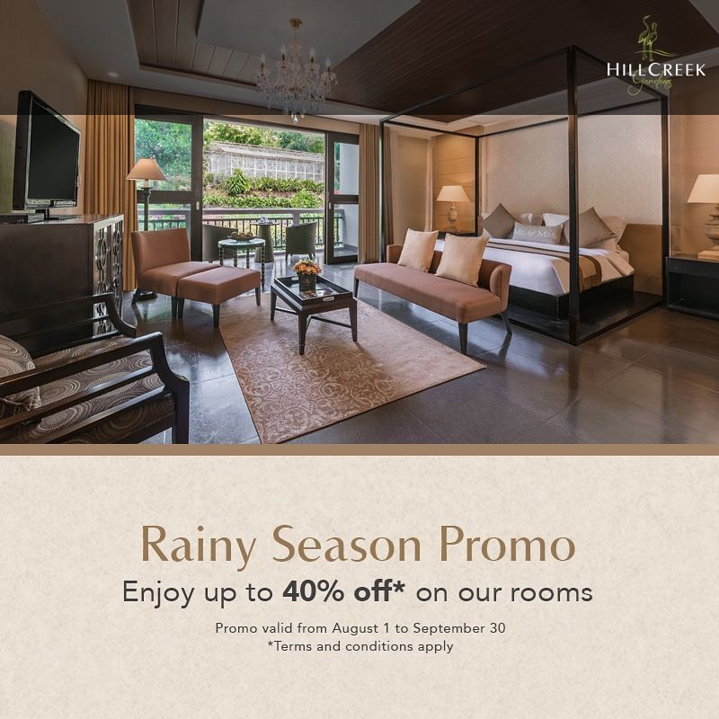 hillcreek gardens rainy season promo