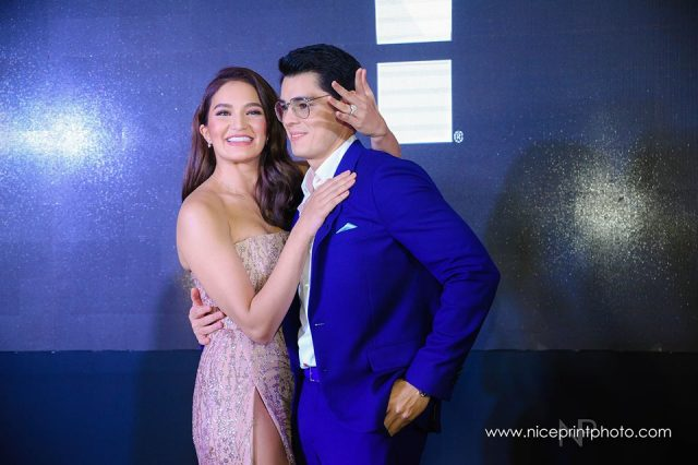 sarah lahbati and richard gutierrez engagement