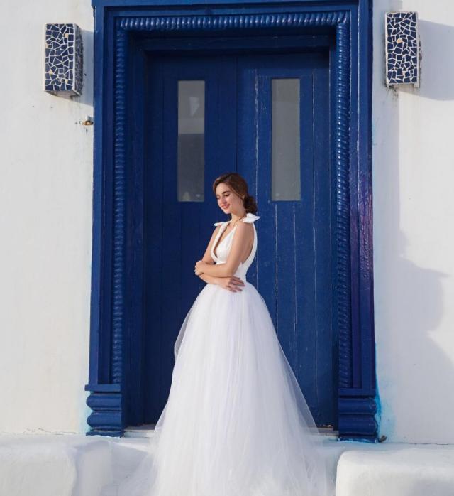 coleen garcia for metro weddings