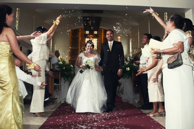 paloma photography bal and flor church wedding