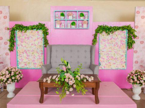 blossoming romance wedding hizons catering